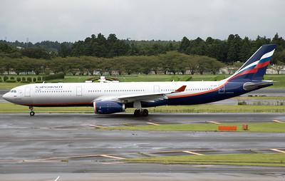 VP-BDE AEROFLOT A330-300