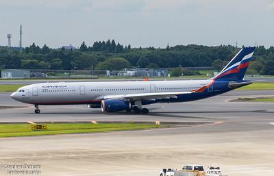 VQ-BCU AEROFLOT A330-300