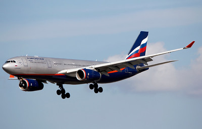 VQ-BBE AEROFLOT A330-200