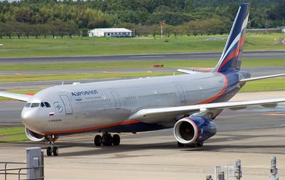 VQ-BEK AEROFLOT A330-300