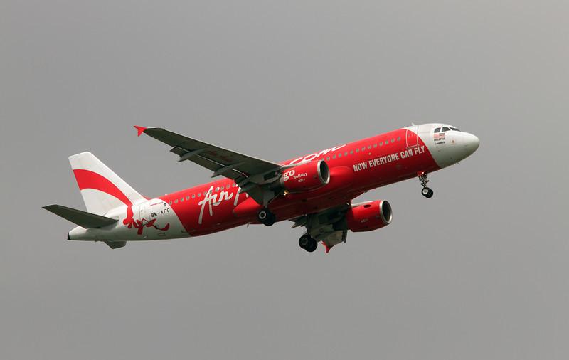 9M-AFG AIR ASIA A320