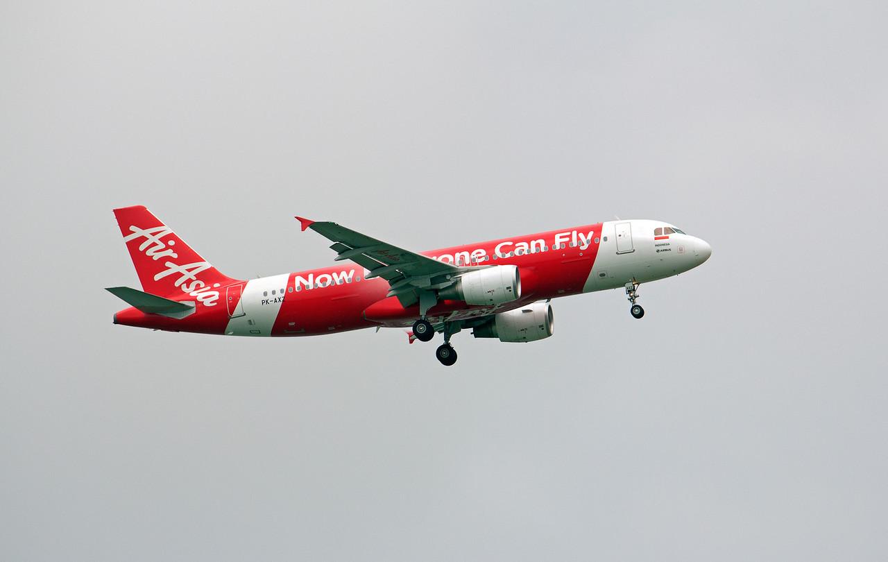PK-AXZ AIR ASIA A320