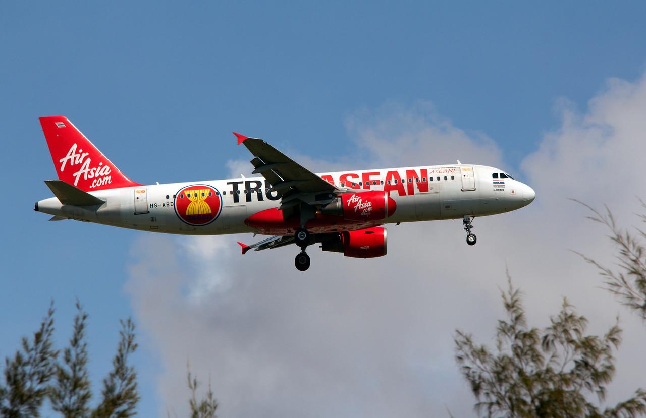 HS-ABD AIR ASIA A32