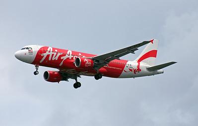 9M-AFW AIR ASIA A320