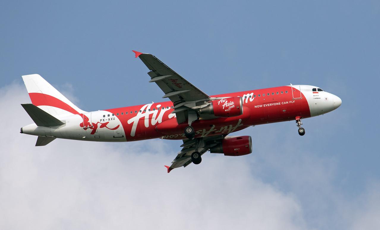 PK-AXU AIR ASIA A320