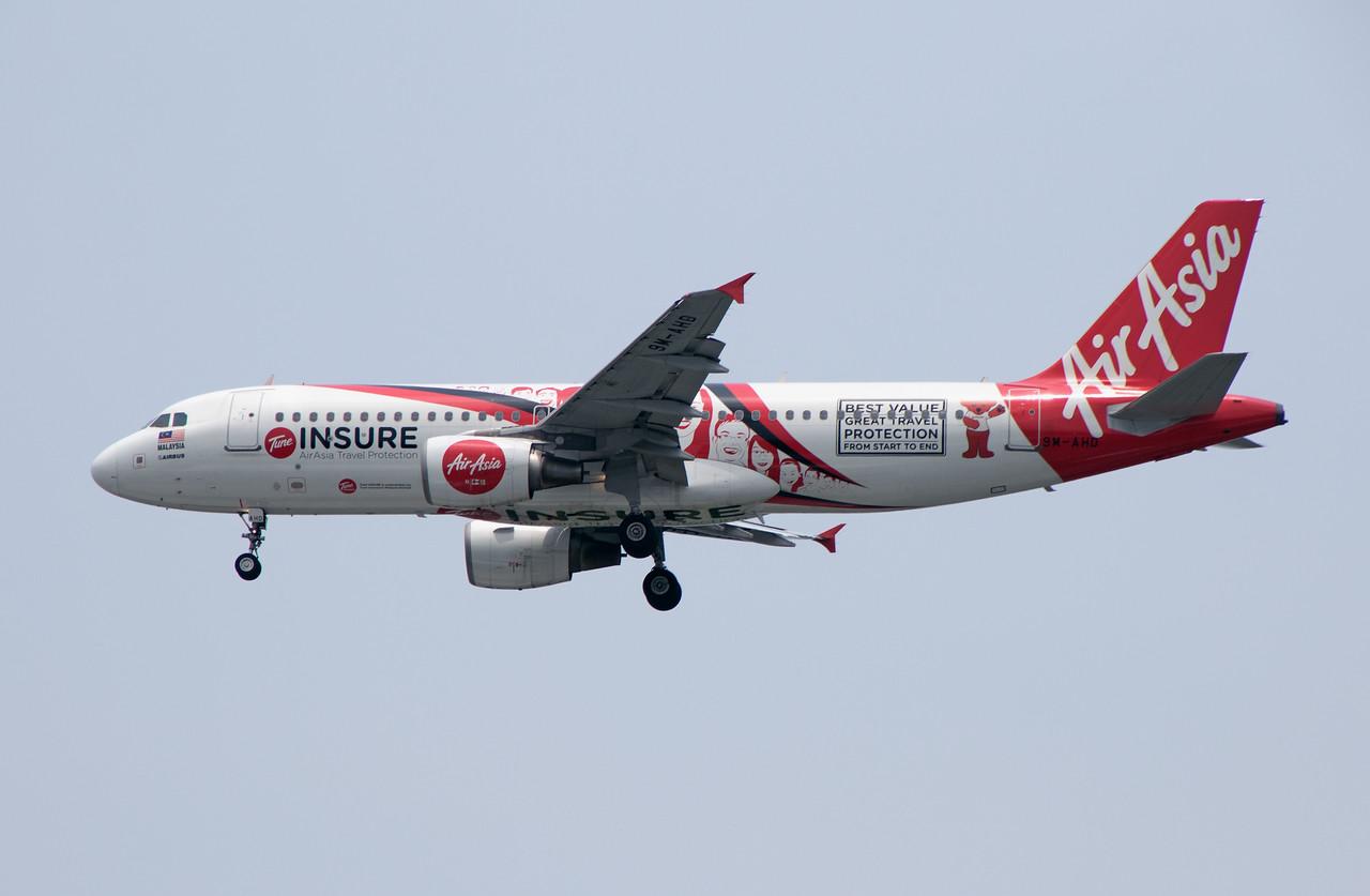 9M-AHD AIR ASIA A320