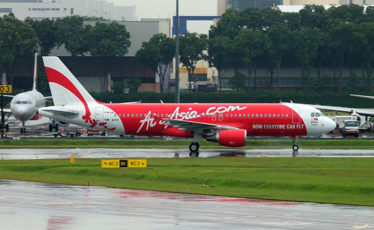 9M-AHH AIR ASIA A320