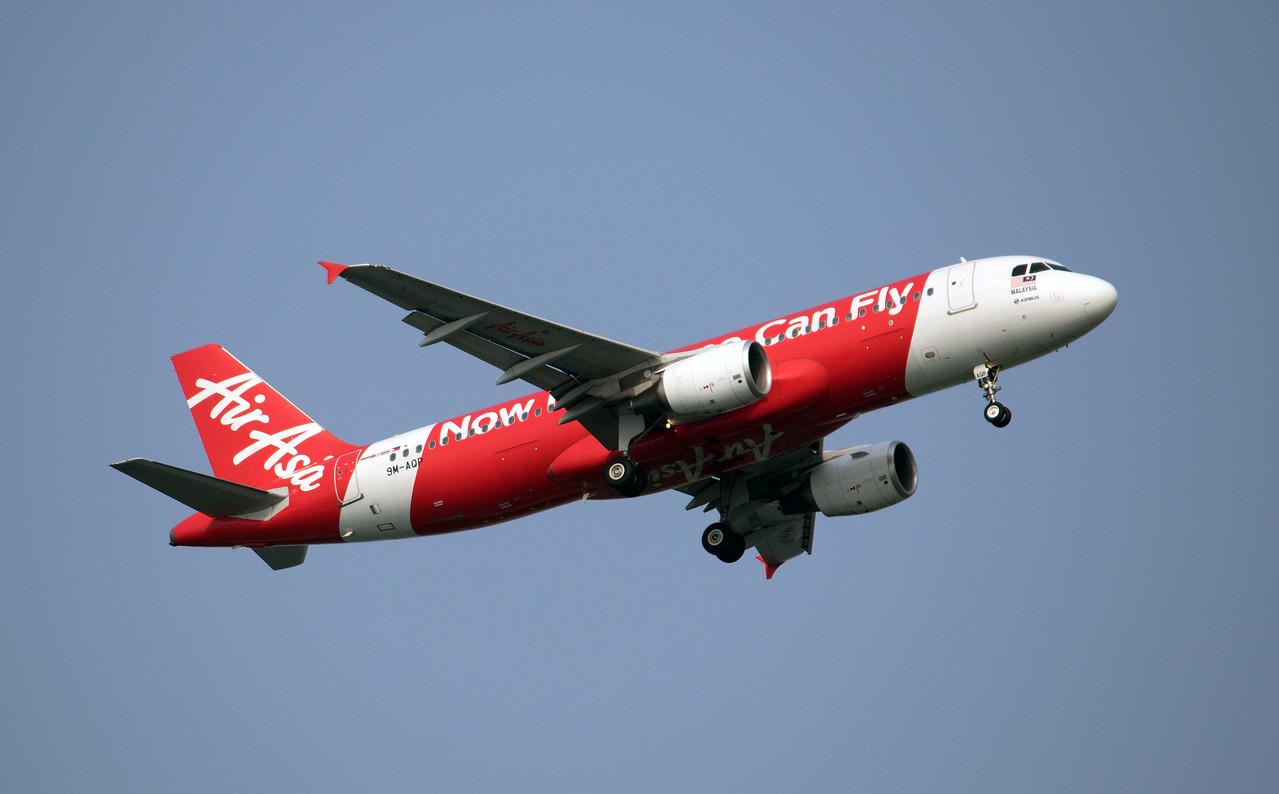 9M-AQP AIR ASIA A320