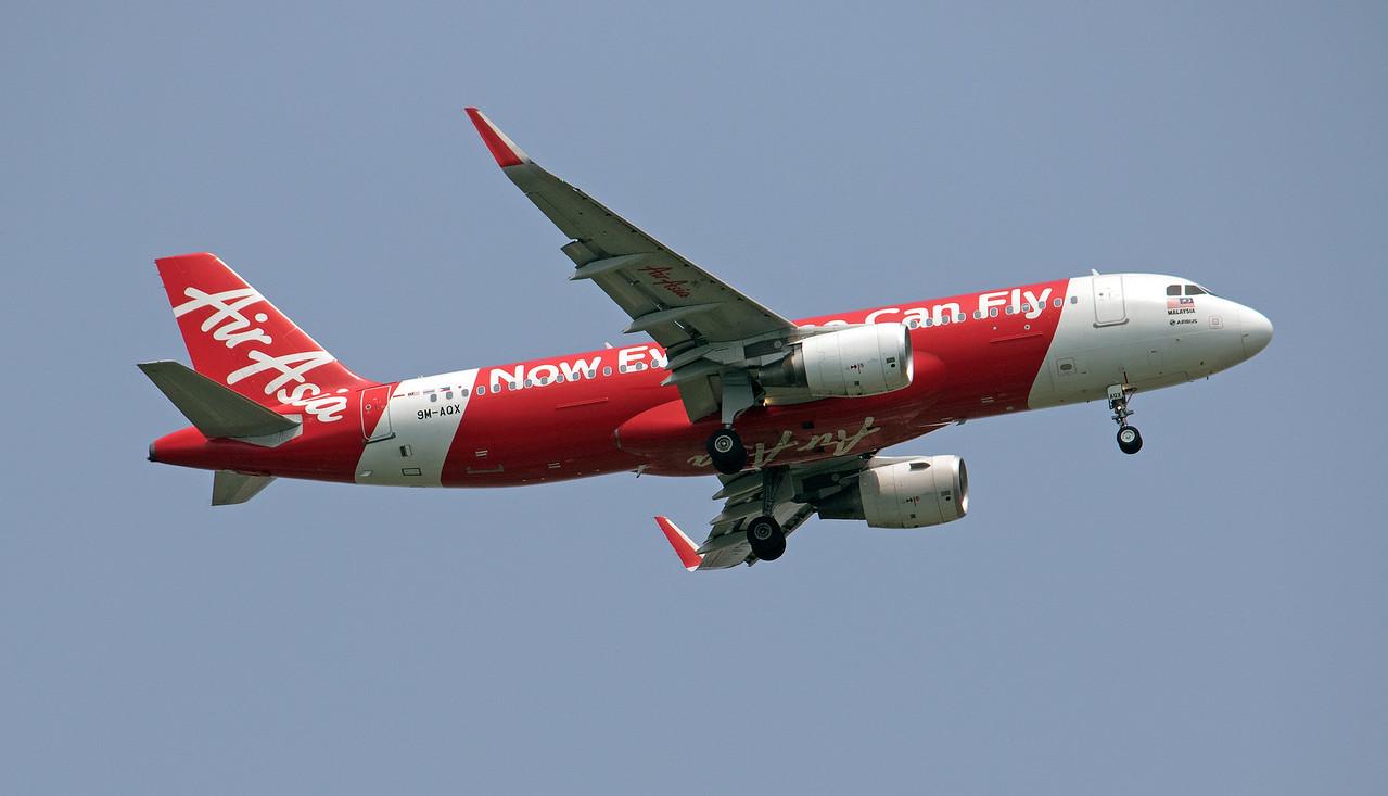 9M-AQX AIR ASIA A320