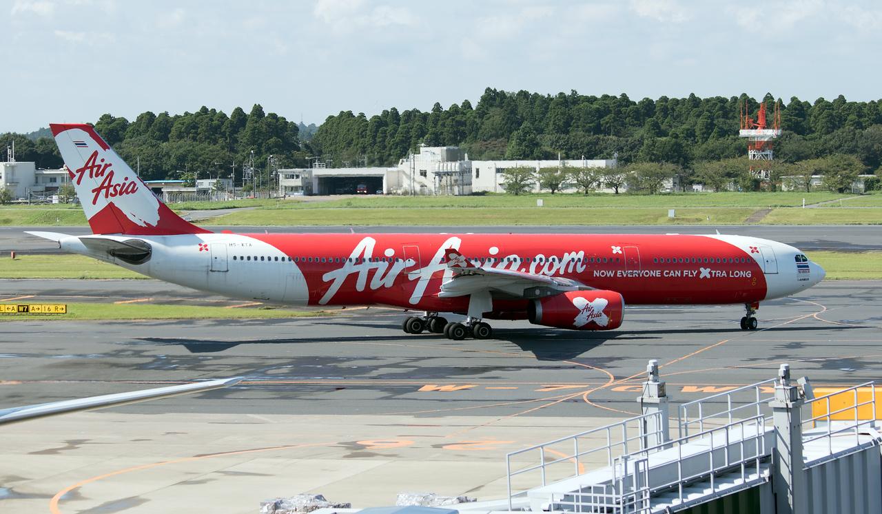 HS-XTA AIR ASIA A330-300