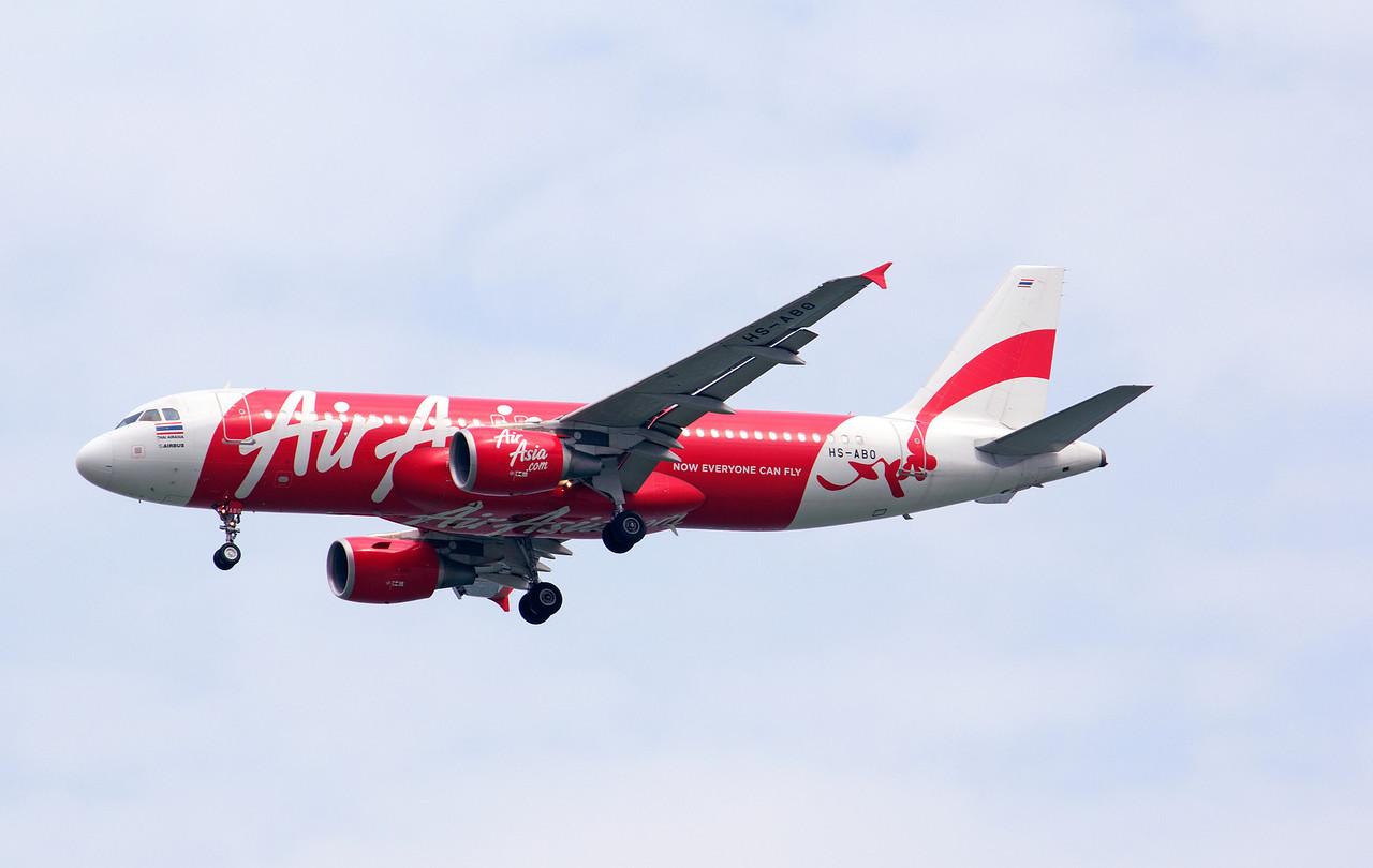 HS-ABO AIR ASIA A320