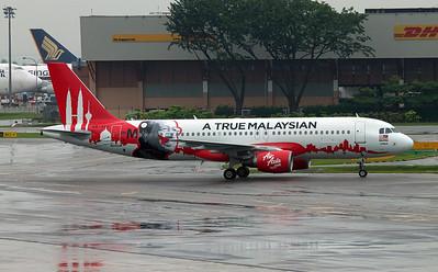 9M-AFO AIR ASIA A320