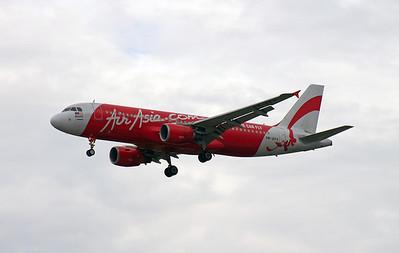 9M-AFV AIR ASIA A320