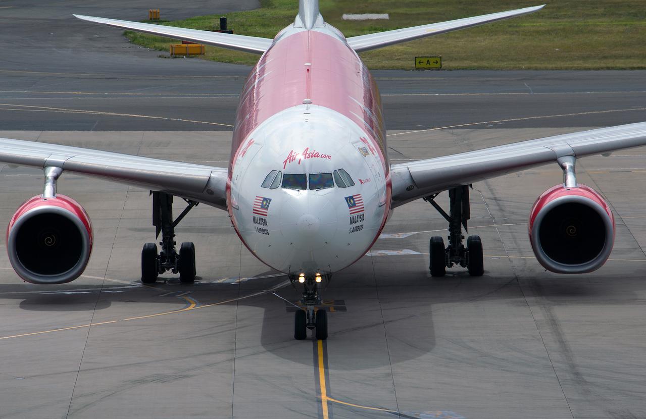 9M-XXA AIR ASIA X A330-300