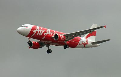 PK-AXM AIR ASIA A320