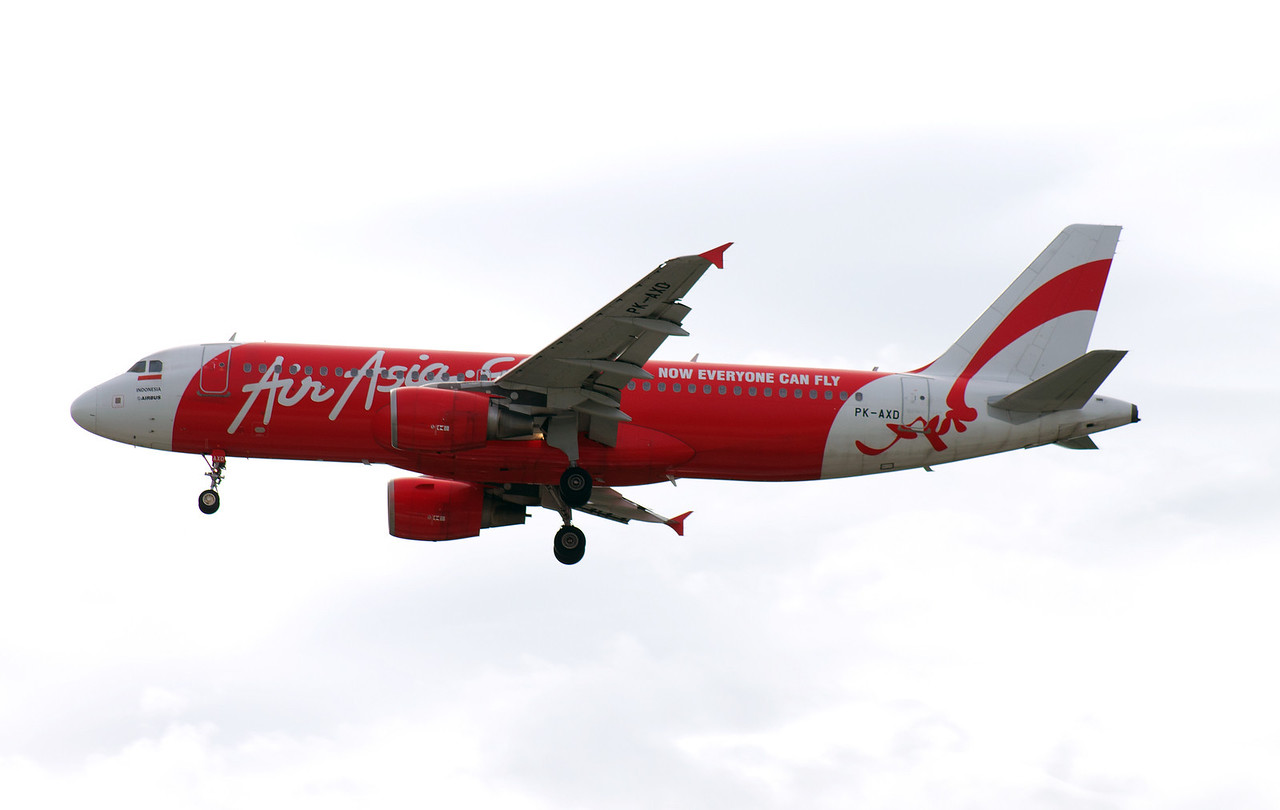 PK-AXD AIR ASIA A320