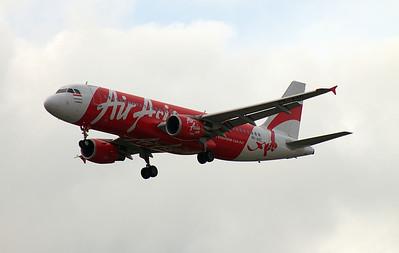 PK-AXC AIR ASIA A320