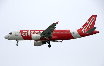9M-AFY AIR ASIA A320