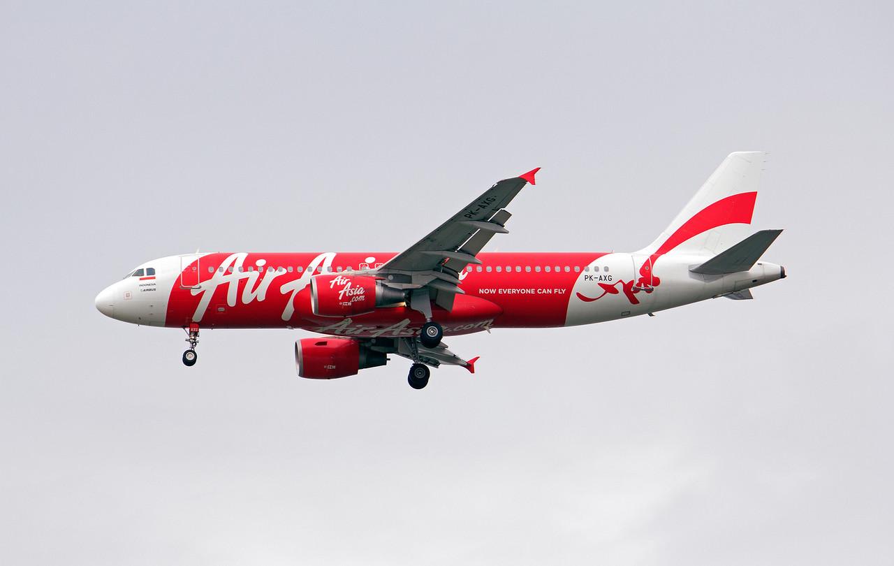 PK-AXG AIR ASIA A320