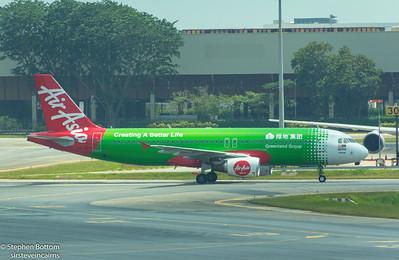 9M-AFT AIR ASIA A320