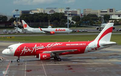 9M-AFS AIR ASIA A320