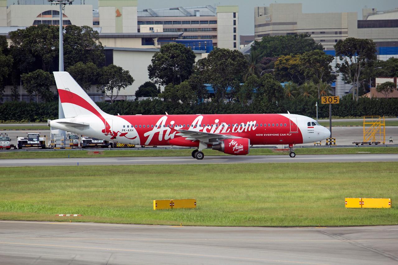 PK-AXH AIR ASIA A320