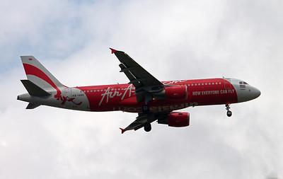 HS-ABE AIR ASIA A320