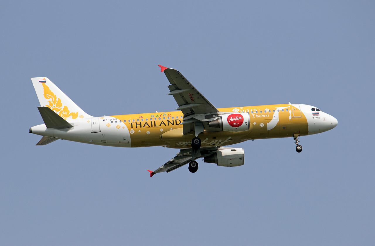 HS-ABX AIR ASIA A320