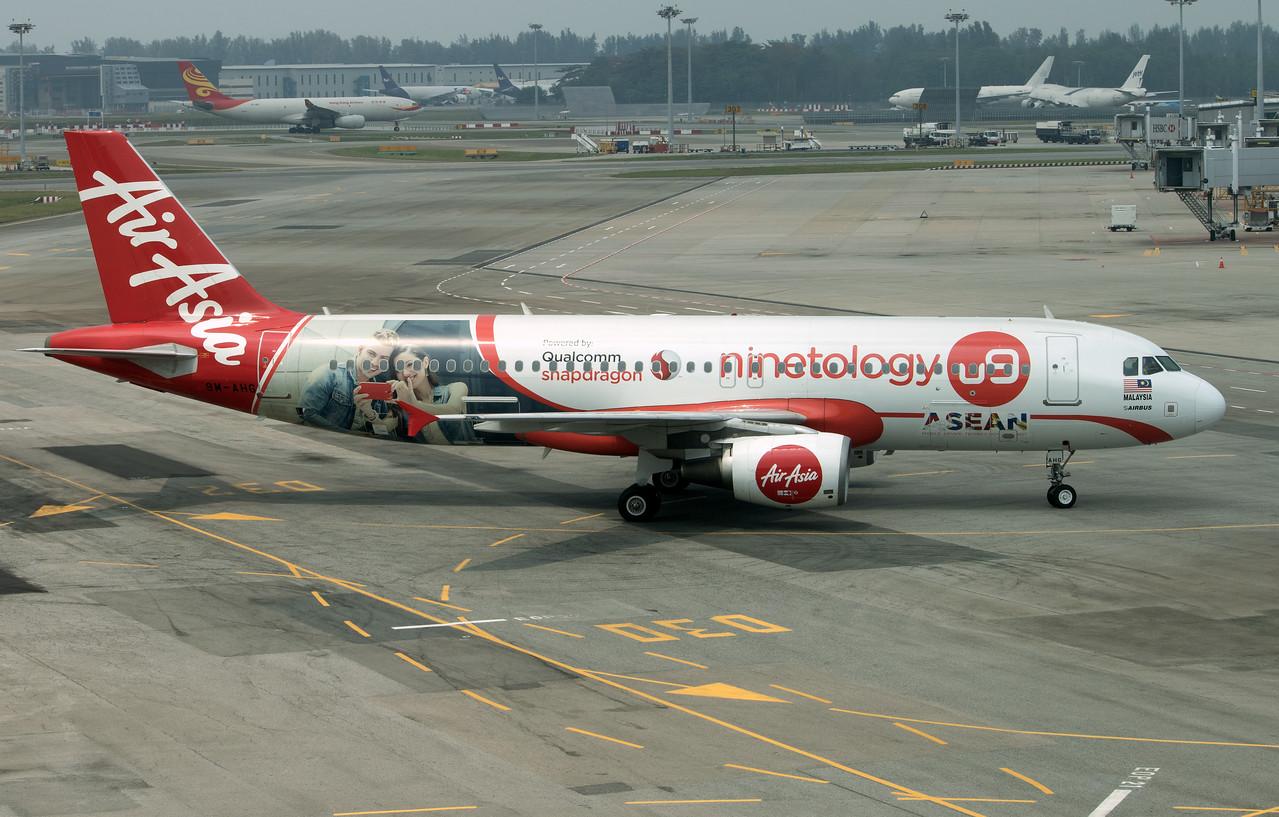 9M-AHG AIR ASIA A320