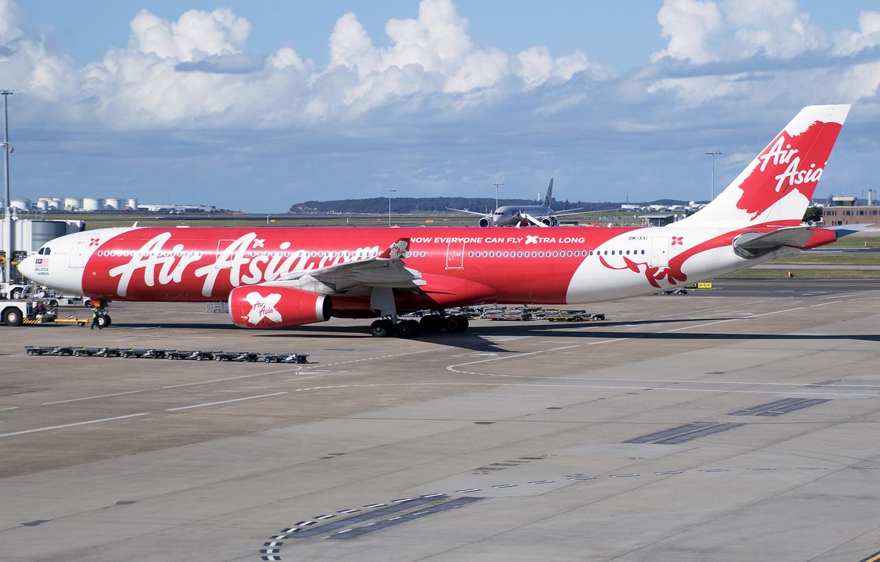 9M-XXI AIR ASIA X A330-300