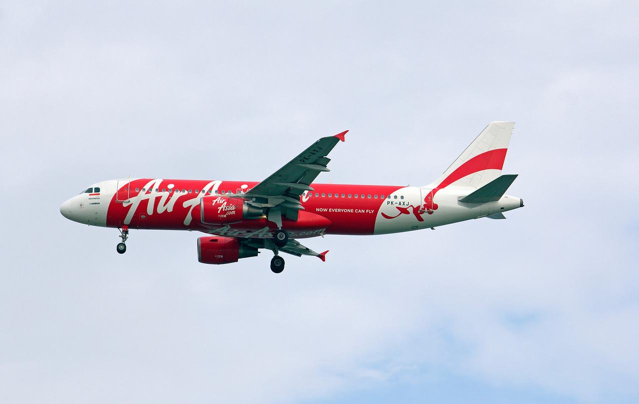 PK-AXJ AIR ASIA A320