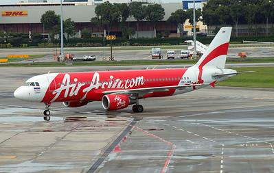 HS-ABK AIR ASIA A320