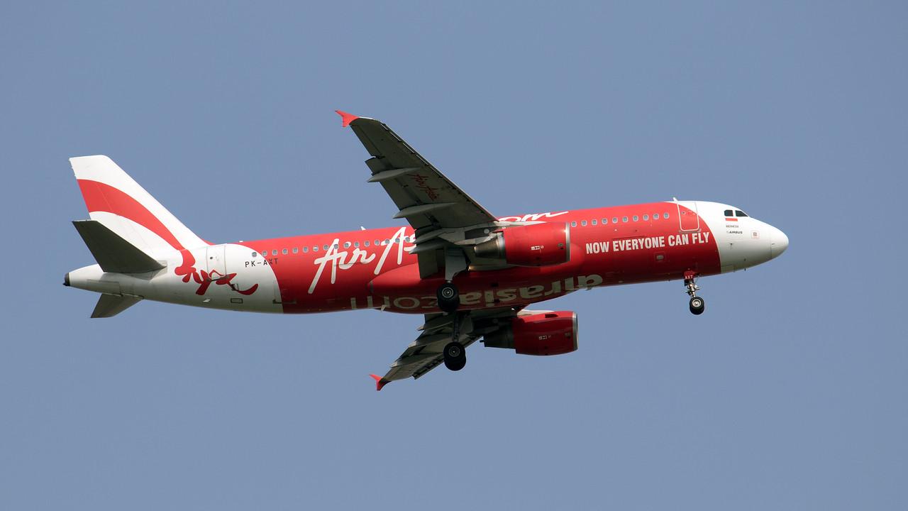 PK-AXT AIR ASIA A320