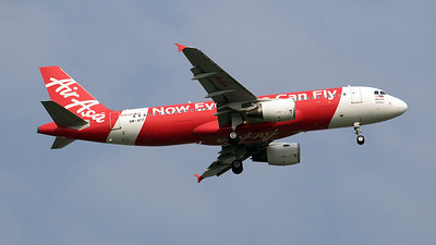 9M-AFF AIR ASIA A320