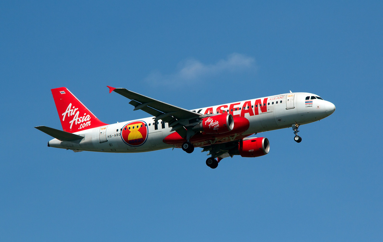 HS-ABD AIR ASIA A320