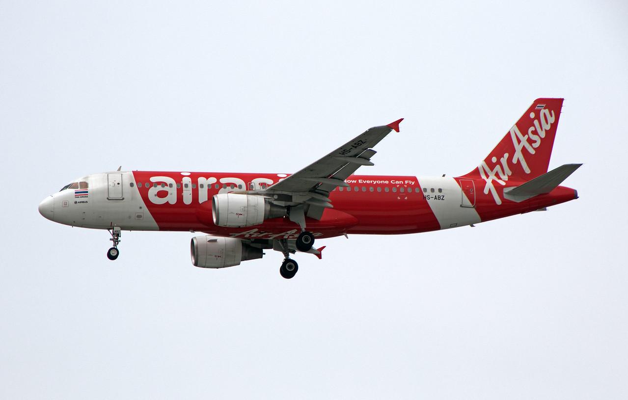 HS-ABZ AIR ASIA A320