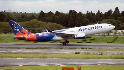 F-OHSD AIRCALIN A300-200