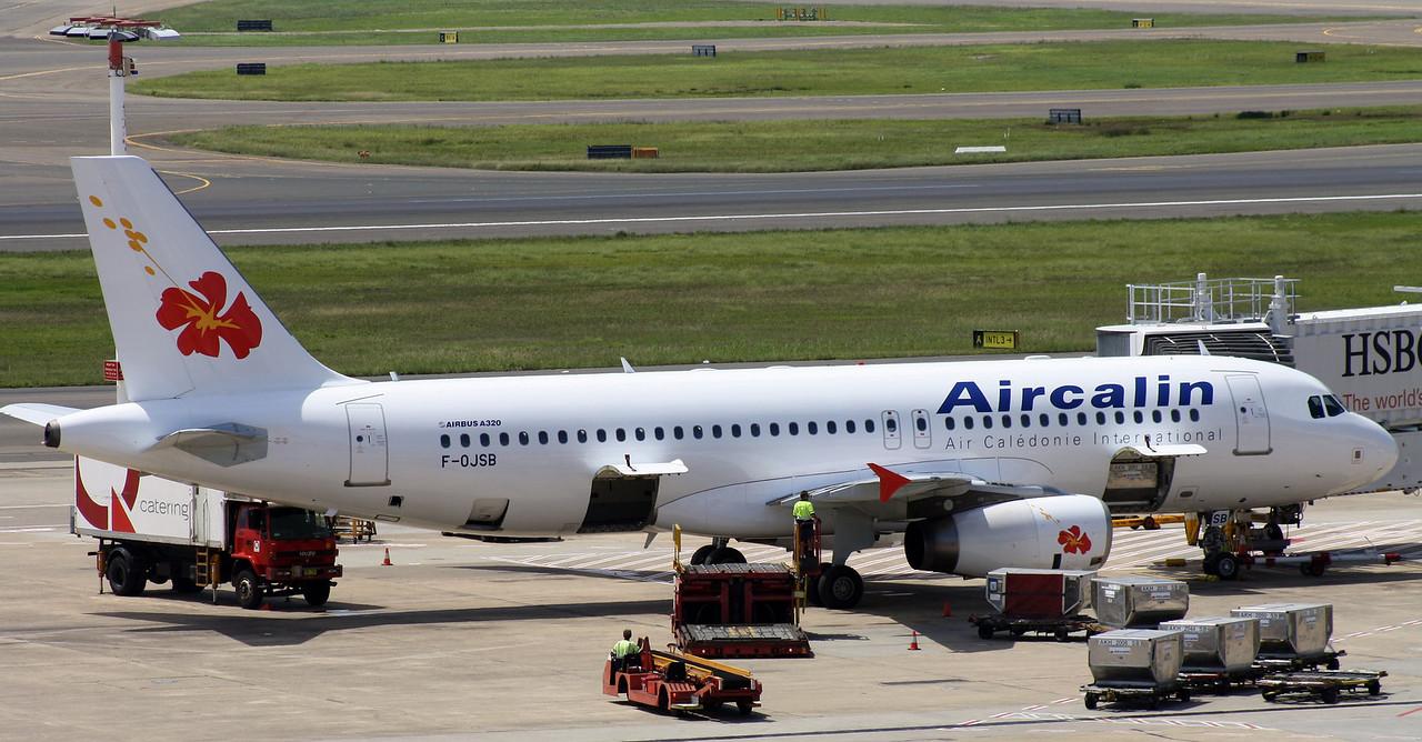 F-OSJB AIRCALIN A320