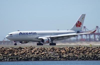 F-OHSD AIRCALIN A330-200