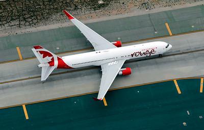 C-FMWY AIR CANADA ROUGE B767-300