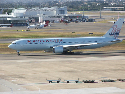 C-FCAE AIR CANADA B767-300