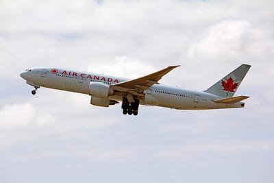 C-FIVK AIR CANADA B777-200