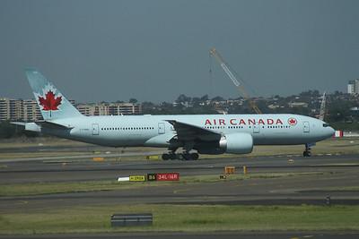 C-FNND AIR CANADA B777