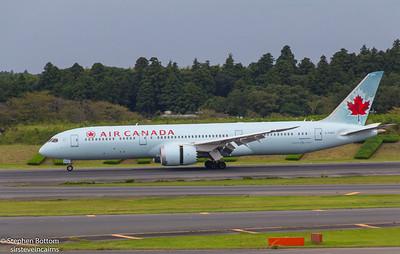 C-FGDT AIR CANADA B787-9