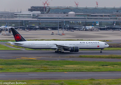C-FITL AIR CANADA B777-300
