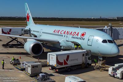 C-GHPY AIR CANADA B787-8