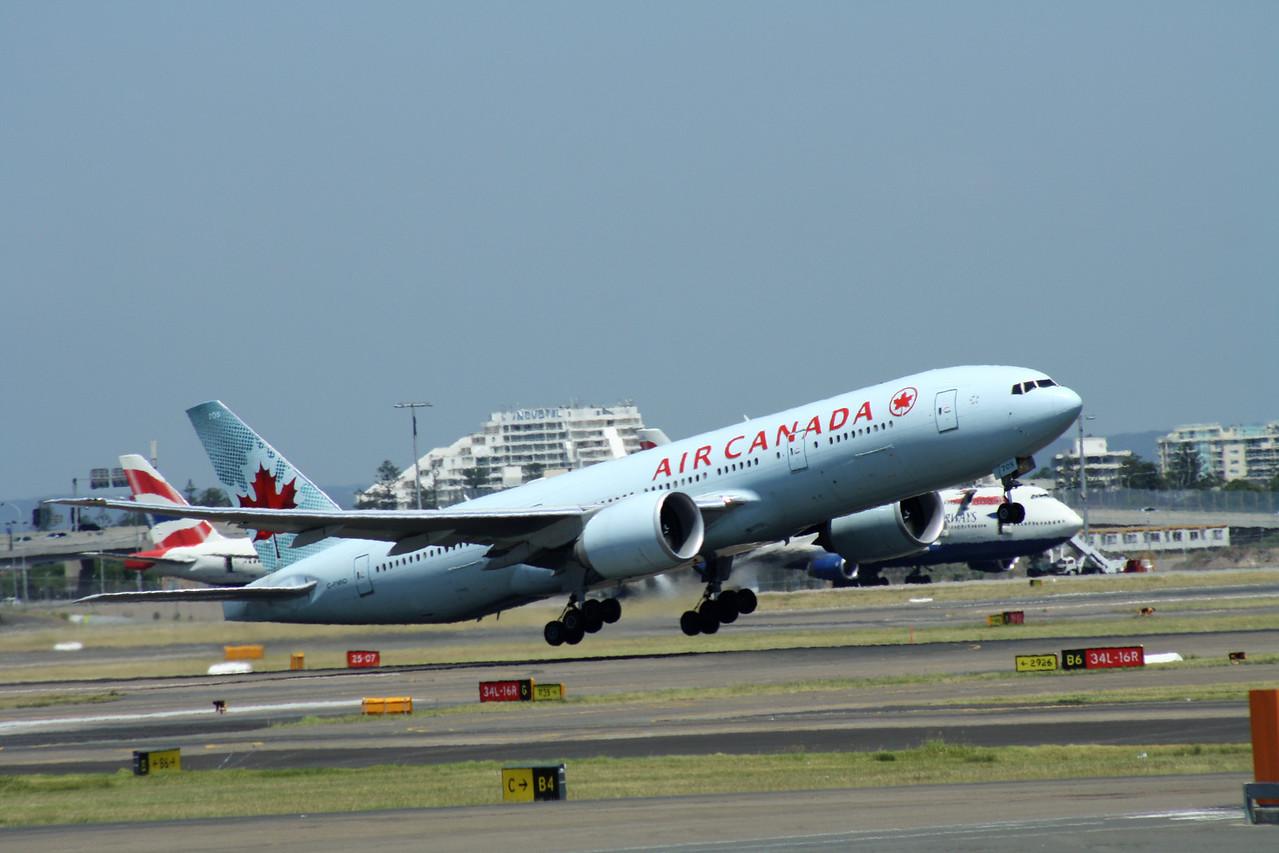 C-FNND AIR CANADA 777-200