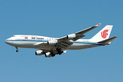AIR CHINA 747