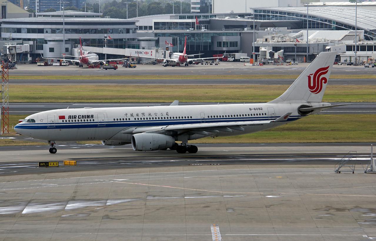 B-6092 AIR CHINA A330-200