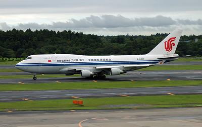 B-2457 AIR CHINA CARGO B747-400F